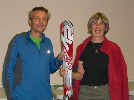 John Bea Door Prize ACE ski and board club