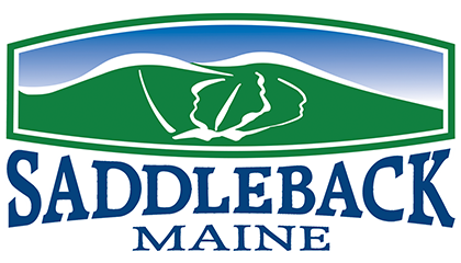 Saddleback Maine - More than 8000 acres of high alpine peaks and forest. Top lift elevation of over 4000 ft. And 2000 vertical feet of skiing.
