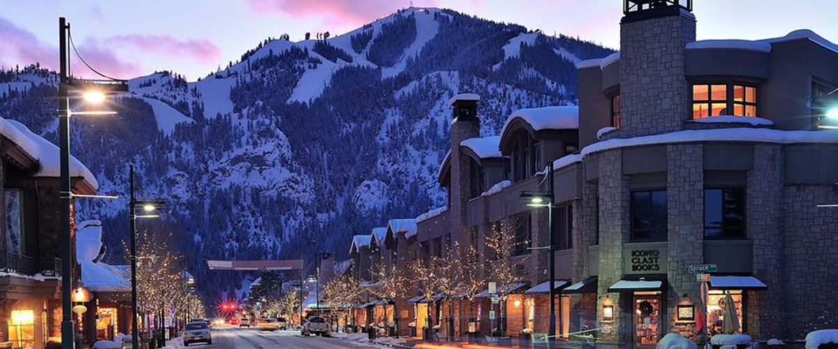 North America's original mountain destination, since 1936, Sun Valley, Idaho has the distinction of being the continent's first ski resort - bringing the magic of the European mountain experience to America.