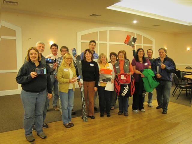 October Door Prize Winners