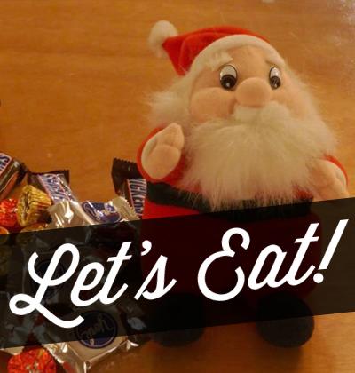 Let's Eat Santa