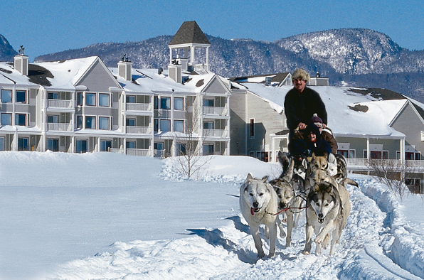 Manoir des Sables Hotel Orford, QC  Canada